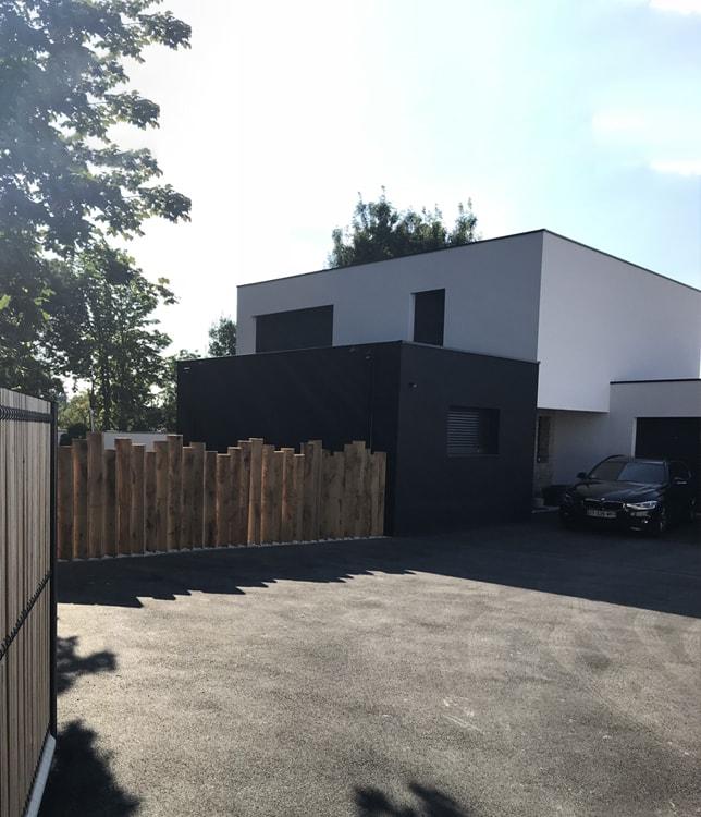 Maestro Habitat Sud-Loire Nord-Vendée Construction Rénovation Extension Bâtiment professionnel